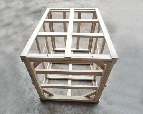 定制加强木架箱